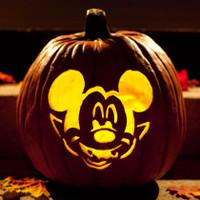 Mickeymousepumpkin